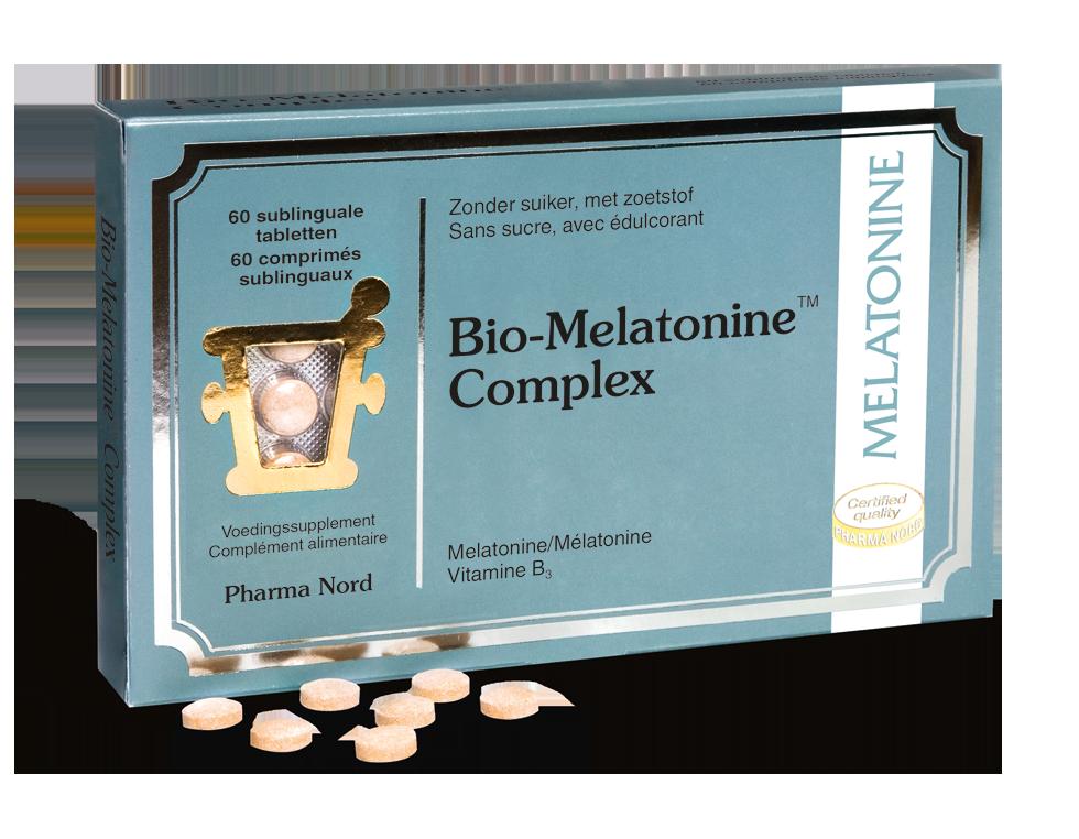 Bio-Melatonin Complex navodilo