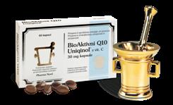 BioAktivni Q10 Uniqinol z vit. C