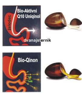 BioAktivni Uniquinol prospekt