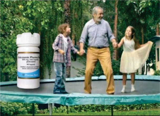 Glukozamin Pharma Nord kapsule