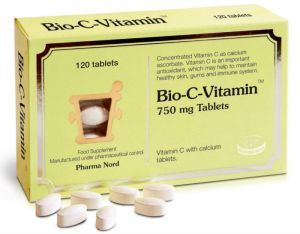 Bio-vitamin C navodilo