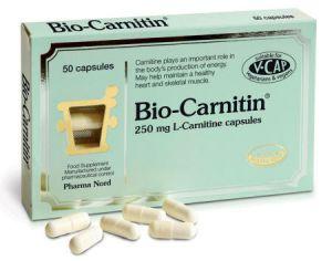 Bio-karnitin navodilo